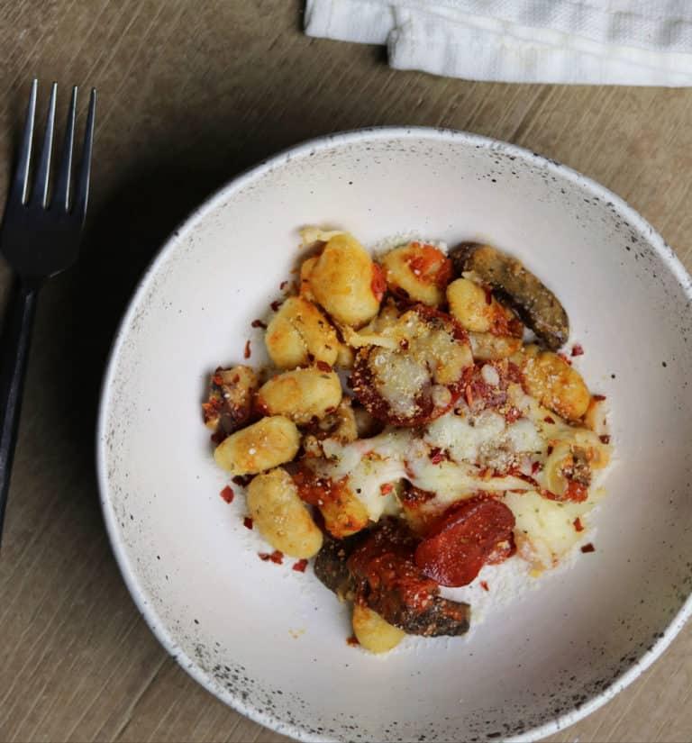Pizza Cauliflower Gnocchi Recipe