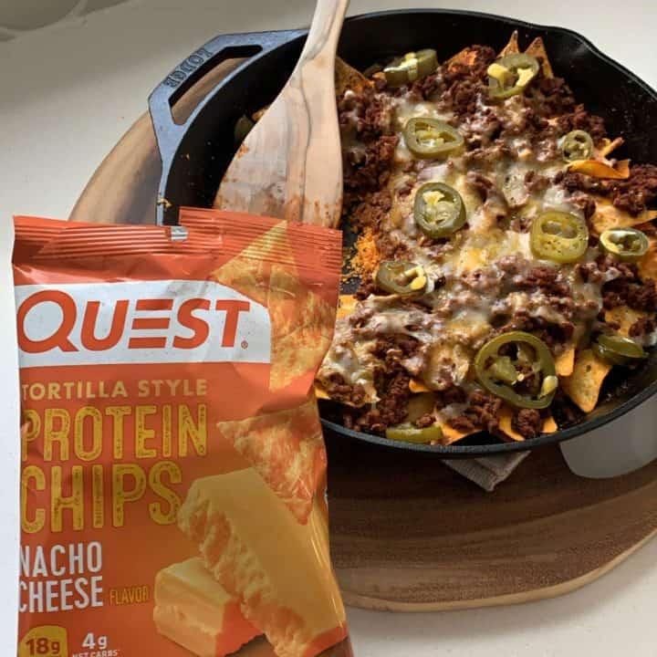 Quest Chips Nachos