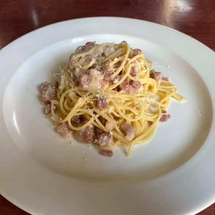 Anabolic Spaghetti Carbonara